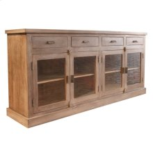 Bengal Manor Glass Door Parkview Sideboard
