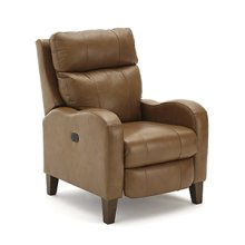 DAYTON Power High-Leg Recliner in Leather *Also Available to Order in Fabric*
