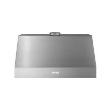 Hood PRO 36'' Stainless steel 1 blower, stainless steel, electronic buttons control, baffle filters