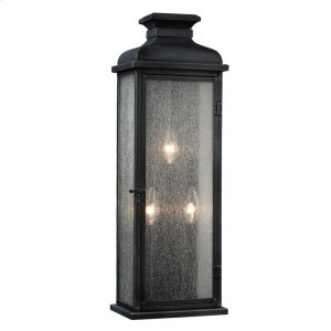 3 - Light Outdoor Sconce Product Image