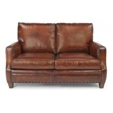 Maxfield Leather Loveseat