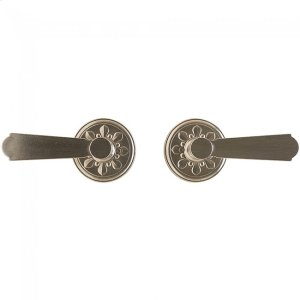 "Bordeaux Passage Set - 3 1/4"" Silicon Bronze Brushed Product Image"