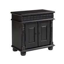 Chimney Cooper Bedside Chest