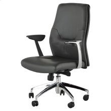 Klause Office Chair  Grey