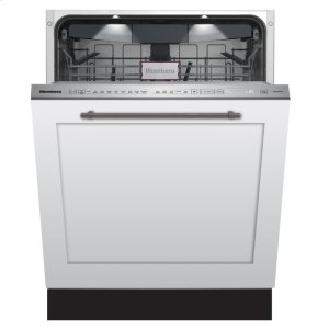 "24"" Tall Tub dishwasher 9 cycles top control 3rd rack full integrated panel overlay self clean 39dBA Product Image"