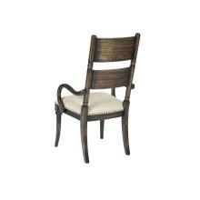 Post Arm Chair