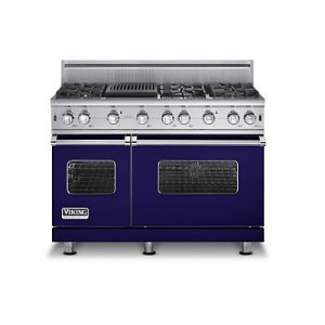 "48"" 5 Series Gas Range, Propane Gas"