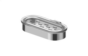 Phase/Terra Oval Soap Dish and Holder Product Image