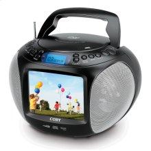 DVD/TV Multimedia Player