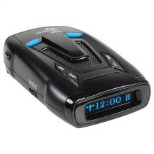 CR93 Bilingual Laser Radar Detector w/ Internal GPS