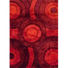110 Red Rug