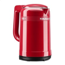 100 Year Limited Edition Queen of Hearts Electric Kettle - Passion Red