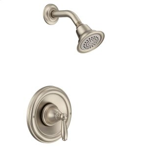 Brantford brushed nickel posi-temp® shower only Product Image