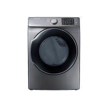7.5 cu. ft. Electric Dryer in Platinum