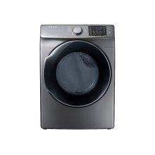 7.5 cu. ft. Electric Dryer in Platinum