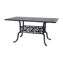 "Grand Terrace 42"" x 72"" Rectangular Balcony/Gathering Table"