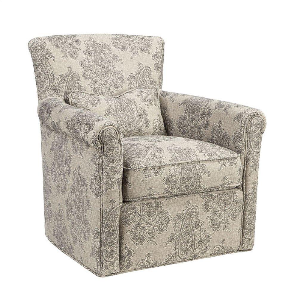 H350 McLean Self-Centering Swivel Chair