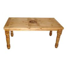 6' Table W/star Top and Leg