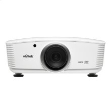 High brightness professional-grade WUXGA projector with full connectivity and HDBaseT ""