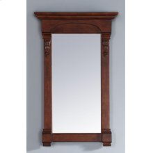 "Brookfield 26"" Mirror, Warm Cherry"