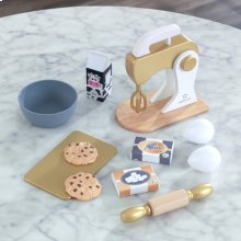 Modern Metallics Baking Set