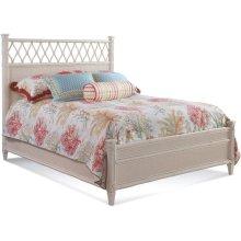 Columbia Fretwork Bed