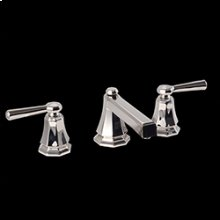 "Marcelle 8"" Widespread Lavatory Faucet With Lever"