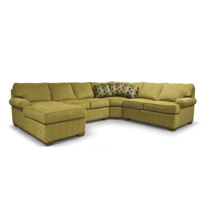 325 LF 1 Arm Chaise, 319 Armless Loveseat, 317 wedge, 312 RF 1 Arm Loveseat