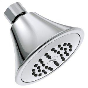 "Moen chrome one-function 3.75"" diameter spray head standard Product Image"