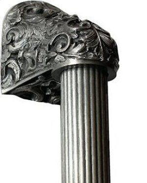 Acanthus - Antique Pewter Fluted Bar Product Image