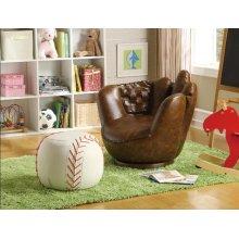Baseball Glove Chair