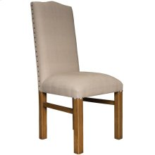 Side Chair, Available in Hampton Brown Finish Only.