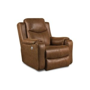 Rocker Recliner with Power Headrest