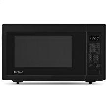 """Black 22"""" Built-In/Countertop Microwave Oven - Floor Model"""