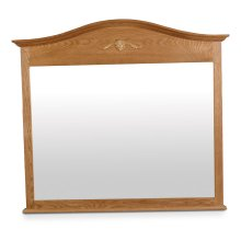 Arch Top Dresser Mirror, Medium