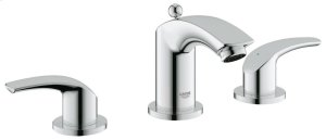 Eurosmart 8 Widespread Two-Handle Bathroom Faucet S-Size Product Image