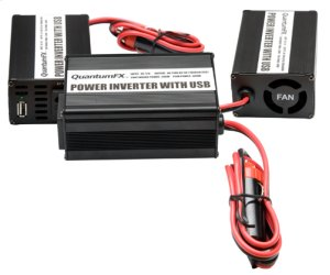 200w Inverter With Usb Product Image