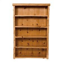 Bookshelf - Natural Cedar