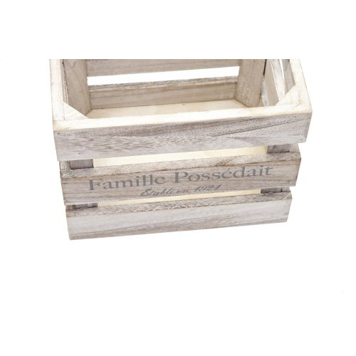 Fresha Storage Crates - Set of 4