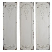 S/3 Alcott Wall Panels