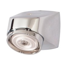 Symmons 1 Mode Showerhead (Institutional Type) - Polished Chrome