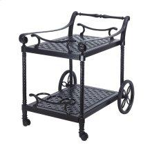 Grand Terrace Serving Cart - Welded