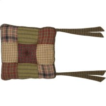 Tea Cabin Chair Pad Patchwork