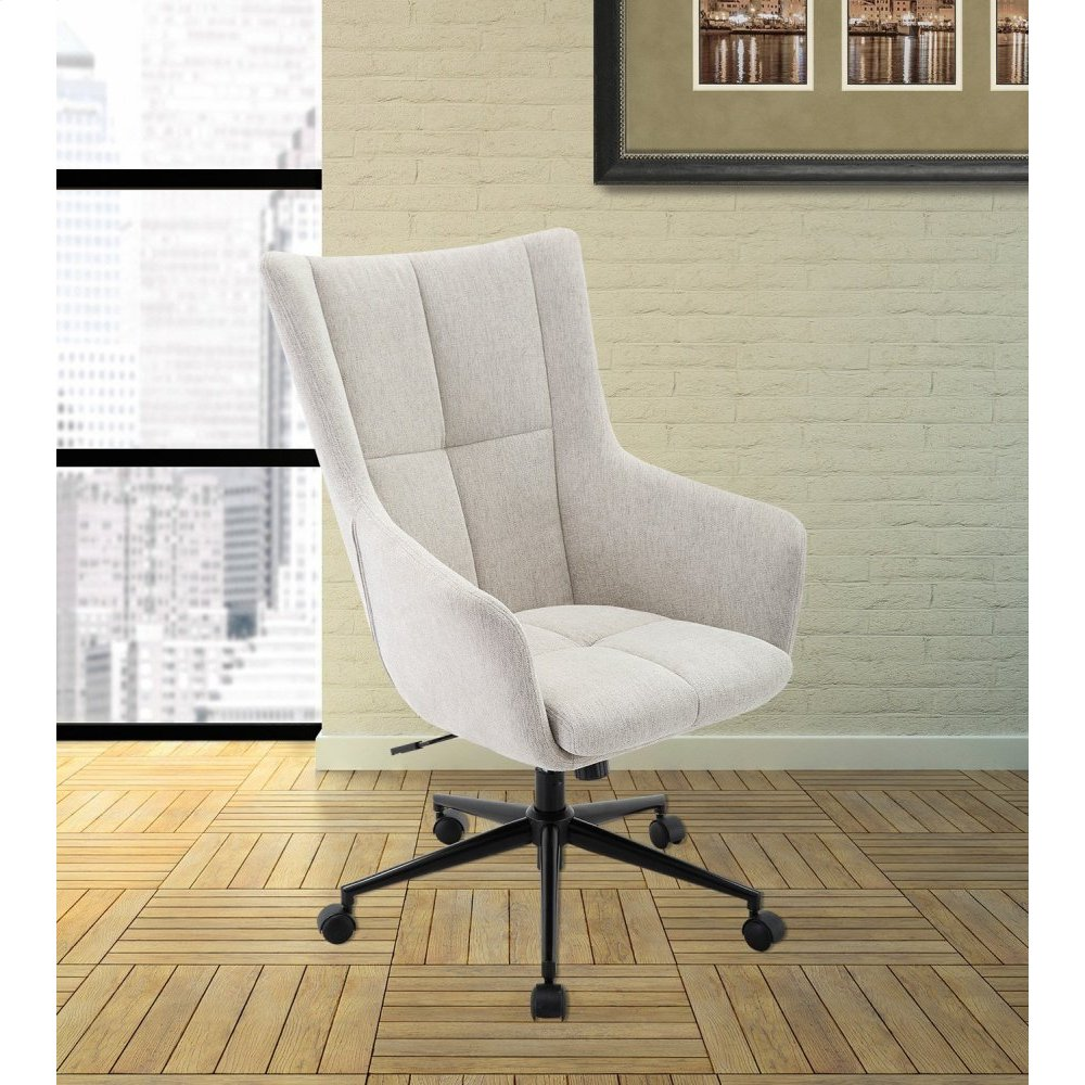 DC#206-OPA Fabric Desk Chair
