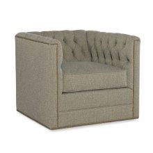 Beaumont Swivel Chair - 33 L X 31 D X 29 H