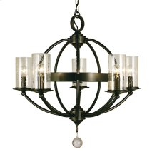 5-Light Compass Dining Chandelier