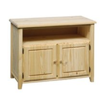 Pine Entertainment Cabinet