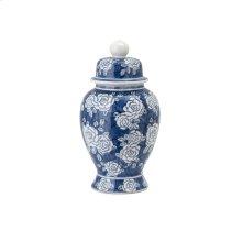 Remy Small Ceramic Lidded Jar