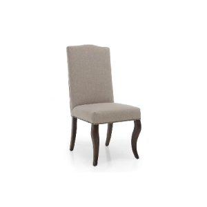 Gesua Chair Grey Fabric 2-pack