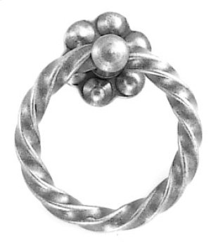 Classic Ring Handle with Rosette Product Image